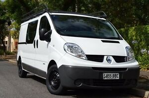2014 Renault Trafic X83 Phase 3 Low Roof White 6 Speed Manual Van Thorngate Prospect Area Preview