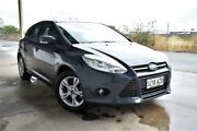 2013 Ford Focus LW MKII Trend PwrShift Grey 6 Speed Sports Automatic Dual Clutch Hatchback Ingle Farm Salisbury Area Preview