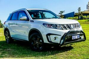 2018 Suzuki Vitara LY S Turbo (2WD) White 6 Speed Automatic Wagon Wangara Wanneroo Area Preview