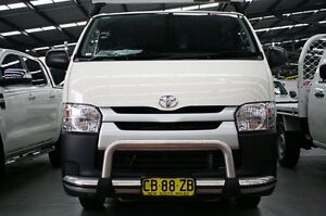 2014 Toyota Hiace KDH201R MY14 LWB White 4 Speed Automatic Van Maryville Newcastle Area Preview