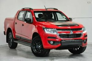 2019 Holden Colorado RG MY19 Z71 Pickup Crew Cab Red 6 Speed Sports Automatic Utility Capalaba Brisbane South East Preview