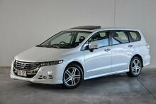 2012 Honda Odyssey 4th Gen MY12 Luxury White 5 Speed Sports Automatic Wagon Robina Gold Coast South Preview