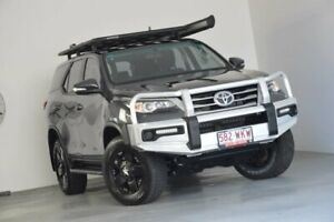 2015 Toyota Fortuner GUN156R GX Grey 6 Speed Automatic Wagon Albion Brisbane North East Preview