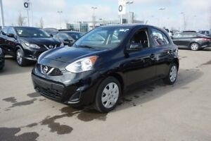 2017 Nissan Micra SV Accident Free,  Bluetooth,  A/C,