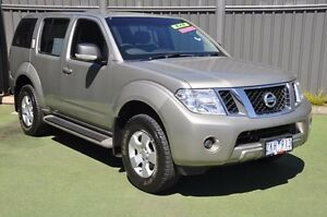 2012 Nissan Pathfinder R51 MY10 ST Gold 5 Speed Sports Automatic Wagon Knoxfield Knox Area Preview