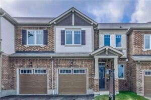 Brand New 3Br 3Wr Mattamy Townhome, Pickering Community