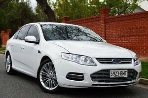 2013 Ford Falcon FG MkII G6E White 6 Speed Sports Automatic Sedan Thorngate Prospect Area Preview