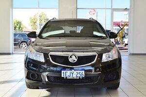 2014 Holden Cruze JH MY14 CD Black 6 Speed Automatic Sportswagon Morley Bayswater Area Preview