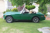 1974 MG Midget convertible for sale. $4,500 or  best offer