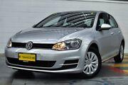 2014 Volkswagen Golf VII MY14 90TSI DSG White 7 Speed Sports Automatic Dual Clutch Hatchback Thornlie Gosnells Area Preview