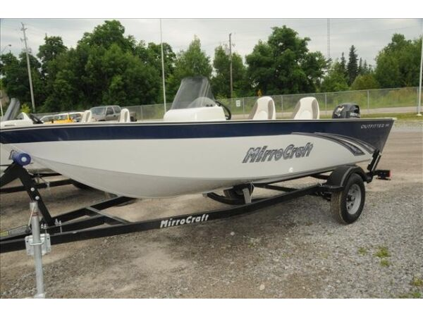 Used 2014 Mirrocraft/Northport Outfitter 1416