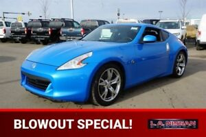 2009 Nissan 370Z SPORT TOURING Leather,  Heated Seats,  Bluetoot