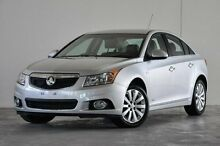 2014 Holden Cruze JH Series II MY14 Z Series Silver 5 Speed Manual Sedan Robina Gold Coast South Preview