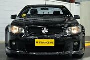 2010 Holden Ute VE MY10 SV6 Black 6 Speed Sports Automatic Utility Thornlie Gosnells Area Preview