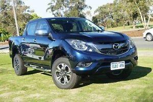 2015 Mazda BT-50 UP0YF1 XTR Blue 6 Speed Sports Automatic Utility Wangara Wanneroo Area Preview