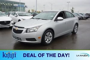 2014 Chevrolet Cruze 1LT Bluetooth,