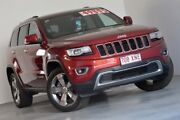 2015 Jeep Grand Cherokee WK MY15 Limited Red 8 Speed Sports Automatic Wagon Albion Brisbane North East Preview