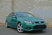 2012 Ford Performance Vehicles GS FG MK II Boss 315 Green 6 Speed Sports Automatic Sedan Thorngate Prospect Area Preview