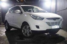 2013 Hyundai ix35 LM2 Active White 6 Speed Sports Automatic Wagon Wangara Wanneroo Area Preview