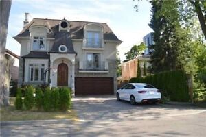 yonge & Sheppard 5+2 custom build Home  great location