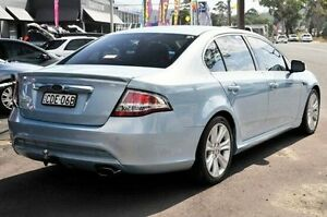 2011 Ford Falcon FG G6E Turbo Blue 6 Speed Sports Automatic Sedan North Gosford Gosford Area Preview