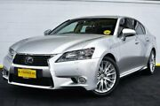 2012 Lexus GS350 GRL10R Sports Luxury Silver 6 Speed Sports Automatic Sedan Canning Vale Canning Area Preview