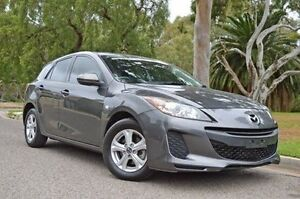 2013 Mazda 3 BL10F2 MY13 Neo Activematic Grey 5 Speed Sports Automatic Hatchback Thorngate Prospect Area Preview