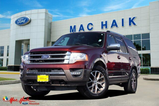 2015 Ford Expedition King Ranch 85833 Miles Brown Sport Utility Twin Turbo Regul