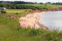Not too late to rent PEI seaside cottages!