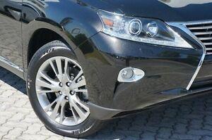 2013 Lexus RX450H Black Constant Variable Wagon St James Victoria Park Area Preview