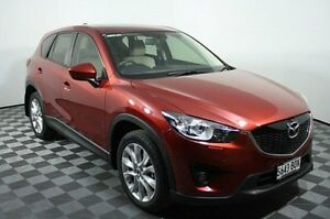 2013 Mazda CX-5 KE1031 MY13 Grand Touring SKYACTIV-Drive AWD Red 6 Speed Sports Automatic Wagon Edwardstown Marion Area Preview