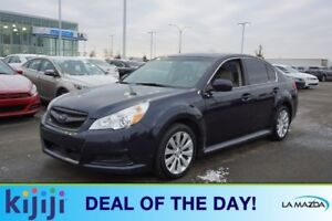 2012 Subaru Legacy AWD 2.5I LIMITED Leather,  Heated Seats,  Sun