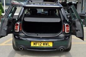 2012 12 MINI CLUBMAN 1.6 COOPER S 5D 184 BHP 6SP 5DR ESTATE, 34-000M FSH