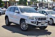 2014 Jeep Grand Cherokee WK MY2014 Laredo Bright White 8 Speed Sports Automatic Wagon Robina Gold Coast South Preview