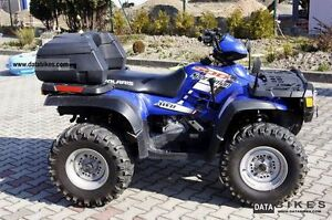 POLARIS 500 HO PIECES USAGE EN BONNE ETAT
