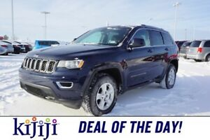 2017 Jeep Grand Cherokee 4WD LAREDO Accident Free,  Bluetooth,