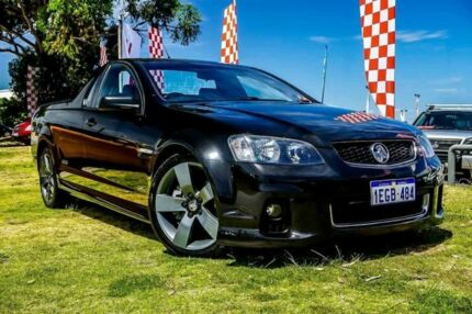 2013 Holden Ute VE II MY12.5 SS V Z Series Black 6 Speed Manual Utility Perth Perth City Area Preview