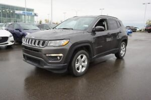 2018 Jeep Compass 4WD NORTH Accident Free,  Back-up Cam,  Blueto