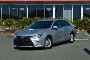 2015 Toyota Camry ASV50R Altise Silver 6 Speed Sports Automatic Sedan Highland Park Gold Coast City Preview