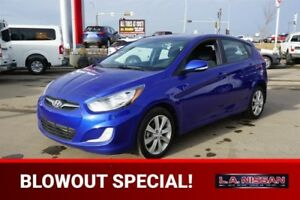 2013 Hyundai Accent GLS Accident Free,  Heated Seats,  Bluetooth