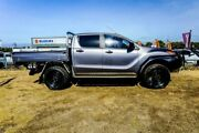 2013 Mazda BT-50 UP0YF1 XT Grey 6 Speed Sports Automatic Utility Wangara Wanneroo Area Preview