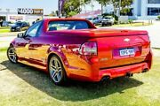 2010 Holden Ute VE II SS Red 6 Speed Sports Automatic Utility Wangara Wanneroo Area Preview