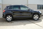 2010 Volkswagen Tiguan 5N MY11 147TSI DSG 4MOTION Black 7 Speed Sports Automatic Dual Clutch Wagon Ashmore Gold Coast City Preview