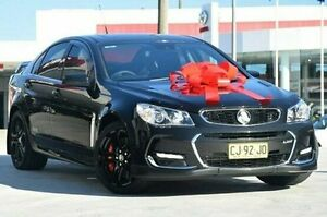 2016 Holden Commodore VF II MY16 SS V Redline Black 6 Speed Manual Sedan Pennant Hills Hornsby Area Preview