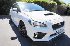 2014 Subaru WRX V1 MY15 Premium Lineartronic AWD White 8 Speed Constant Variable Sedan Glenelg East Holdfast Bay Preview