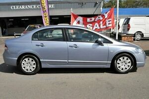 2008 Honda Civic 8th Gen MY08 VTi Grey 5 Speed Manual Sedan North Gosford Gosford Area Preview