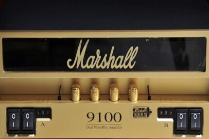 Marshall 9100 - Studio use only!