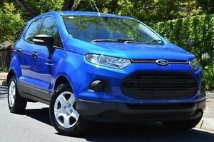 2015 Ford Ecosport BK Ambiente PwrShift Blue 6 Speed Sports Automatic Dual Clutch Wagon Thorngate Prospect Area Preview