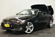 2008 BMW 335i E93 MY08 Steptronic Black 6 Speed Sports Automatic Convertible Edgewater Joondalup Area Preview