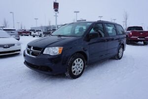 2013 Dodge Grand Caravan REAR STOW AND GO Accident Free,  3rd Ro